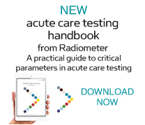 Sign up to download the acute care testing handbook